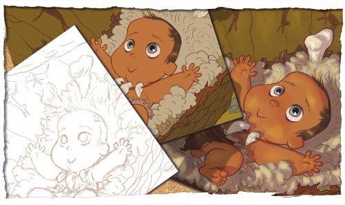 Dani Montero Ilustración